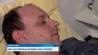 Dia Mundial do Sono: cerca de 45% da população sofre para dormir