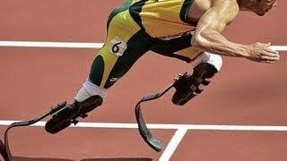 Oscar Pistorius runs 400M London Summer Olympics 2012