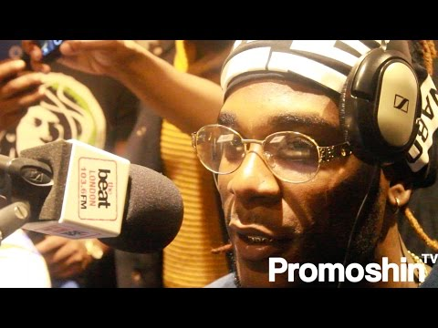 BURNA BOY- Exclusive Interview on #AfroHitsOnTheBeat | PromoshinTV