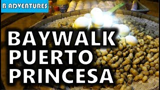 Puerto Princesa City Philippines  city images : Baywalk Puerto Princesa, Palawan, Philippines S3, Travel Vlog #73
