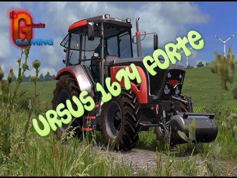 Ursus 1674 FORTE v1.0