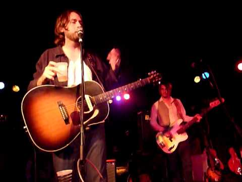 Hayes Carll- Hard Out Here- The Bottleneck- Lawrence, KS  4-2-11.MOV
