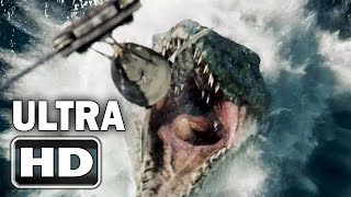 Jurassic World Official Trailer