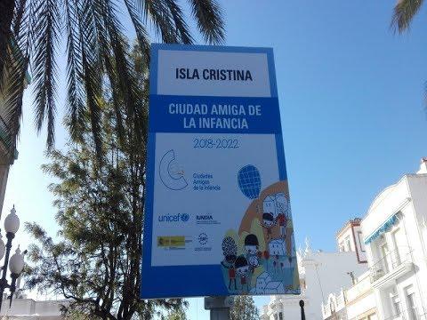 Isla Cristina Ciudad Amiga de la Infancia 2018- 2022