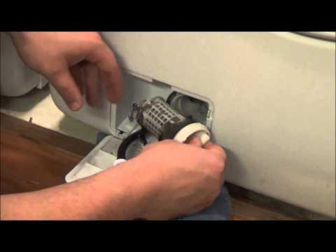 TUTORIAL How To Repair your Samsung Washing Machine error code ND