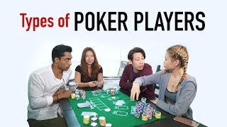 Video Types of Poker Players MP3, 3GP, MP4, WEBM, AVI, FLV Maret 2019
