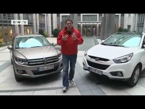 Hyundai ix35 vs. VW Tiguan | drive it!