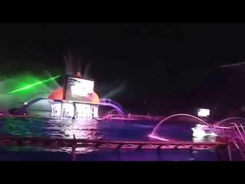 marineland antibes france - spettacolo di orche - danze acquatiche!