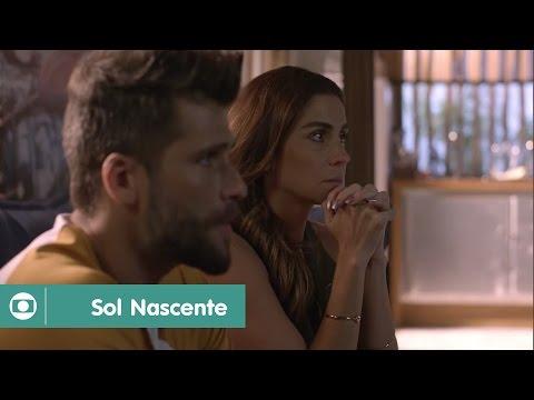 Sol Nascente: capítulo 129 da novela, sexta, 27 de janeiro, na Globo