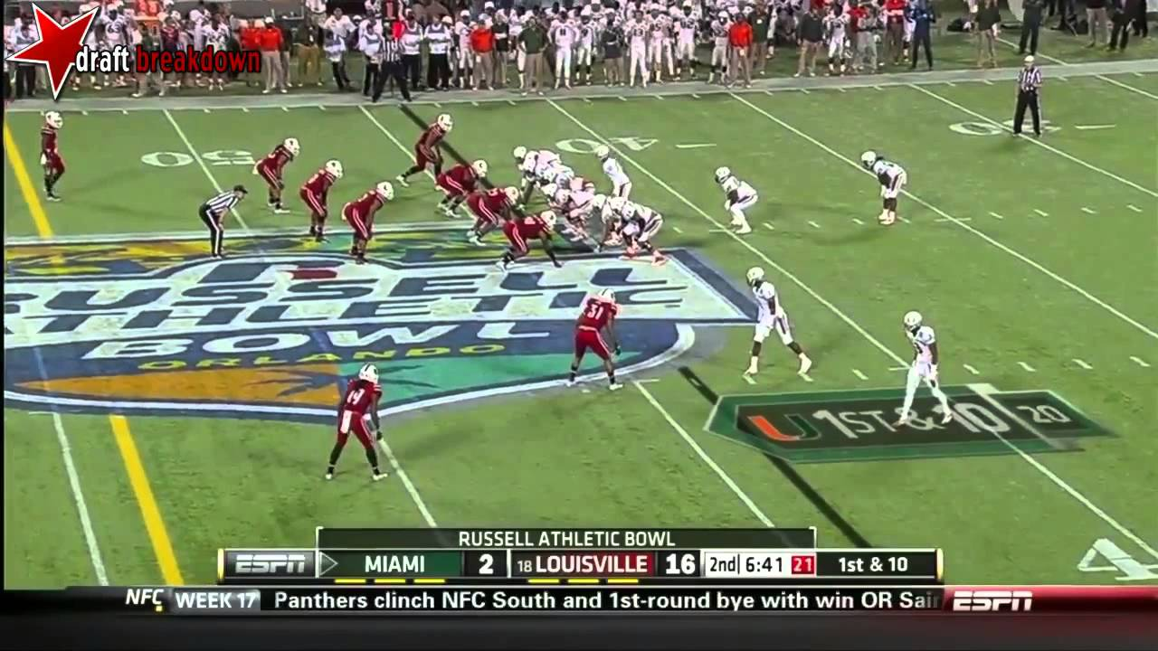 Marcus Smith vs Miami (2013)