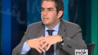 lmatch : لماتش : الأمين العام للكاف هشام العمراني