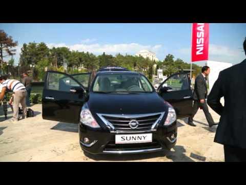 Nissan sunny 2014 azerbaijan фотография