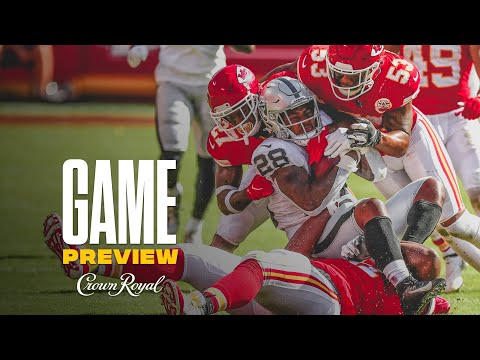 Game Preview for Week 11 | Chiefs vs. Raiders