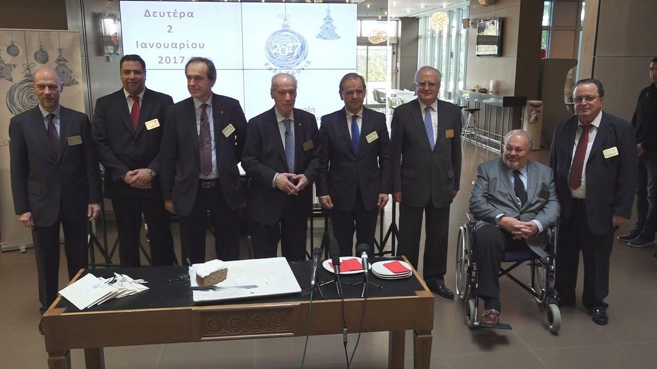 Η πρώτη συνεδρίαση του 2017 στο Χρηματιστήριο Αθηνών