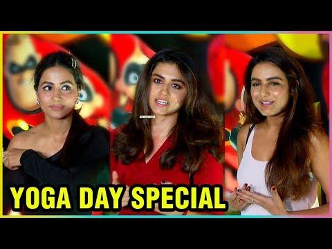 Hina Khan, Jasmin Bhasin And Ridhi Dogra Talk Abou