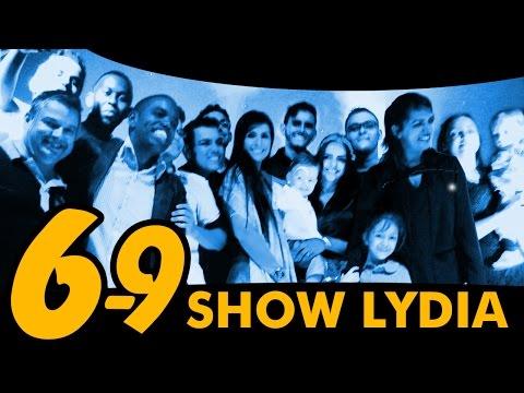 SHOW LYDIA MOISÉS (COROADOS) SOU UM MILAGRE p6-9
