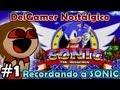 Sonic The Hedgehog #1 [DeiGamer Nostálgico] El erizo que marcó mi infancia