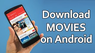 Video How To Download Movies for Free on Android Phone 2018 MP3, 3GP, MP4, WEBM, AVI, FLV Maret 2019