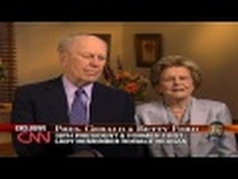 2004: Larry King interviews the Fords