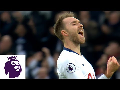 Video: Christian Eriksen scores off deflection for Tottenham v. Bournemouth | Premier League | NBC Sports