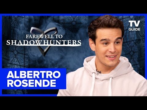 Farewell To Shadowhunters: Alberto Rosende Teases Sizzy Romance