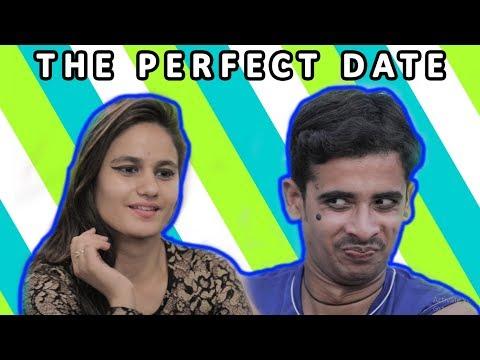 THE PERFECT DATE   GAURAV ARORA   ft. NAMRA QADIR