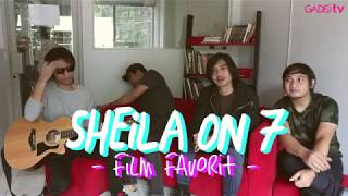Sheila On 7 - Film Favorit (Live at GADISmagz)