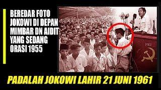 Video Beredar Foto Jokowi di Depan Mimbar DN Aidit yang Sedang Orasi MP3, 3GP, MP4, WEBM, AVI, FLV November 2018
