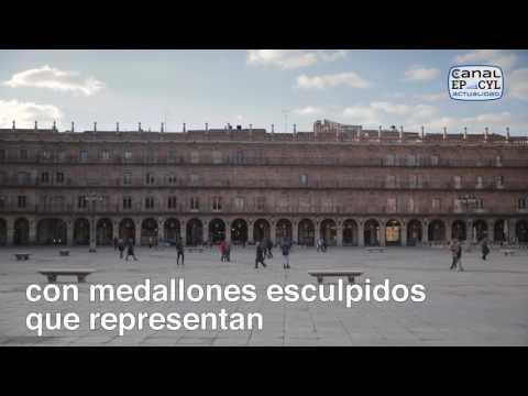 Los medallones de la Plaza Mayor de Salamanca