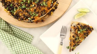 Tortilla and Black Bean Pie - Everyday Food with Sarah Carey by Everyday Food