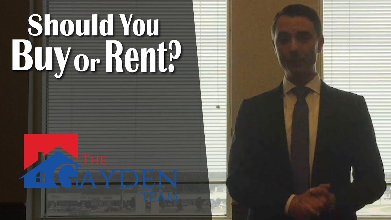 Settling the Debate: Buying vs. Renting