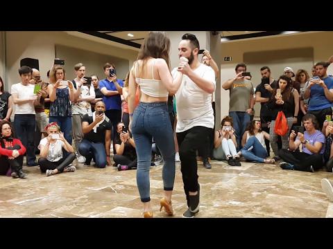 Ronald & Cristina 2017-05-26 - Feeling Kizomba Festival 2017