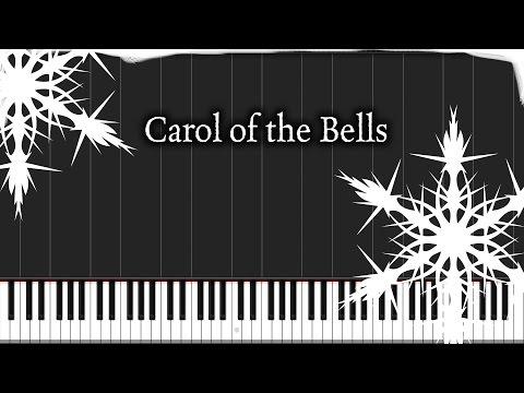 Carol of the Bells (Piano Version) | Piano Tutorial + Sheet Music