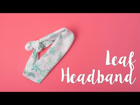 Create your own Headband - Sizzix