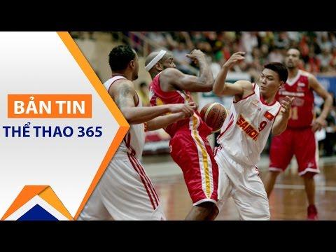Saigon Heat giành vé vào bán kết giải ABL | VTC - Thời lượng: 103 giây.