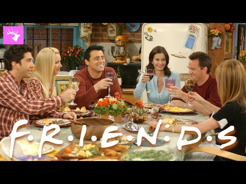 Why Friends Is The Best Thanksgiving Show