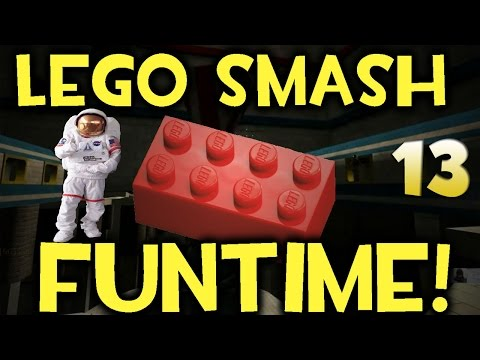 CSS Fun - Lego Smash #13! -- 100000000000 GRAVITY!