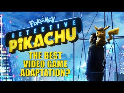 Pokemon: Detective Pikachu - The Best Video Game Film Yet?