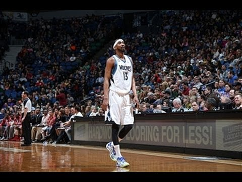 Corey Brewer%27s 51-Point Game%21 Watch Every Made Field Goal%21