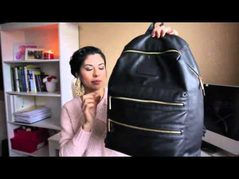 the honest company city backpack diaper bag review watch the video. Black Bedroom Furniture Sets. Home Design Ideas