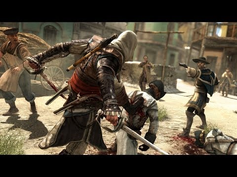 assassins - Assassin's Creed IV: Black Flag Playlist https://www.youtube.com/playlist?list=PL_wlbjyZHD1Zvzwh1sZrt7AS0ecY49vTh Assassin's Creed IV: Black Flag is a 2013 a...