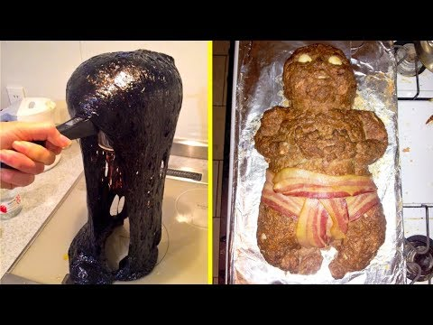 Kitchen Fails That Are Hilarious and Terrifying At The Same Time 「 funny photos 」