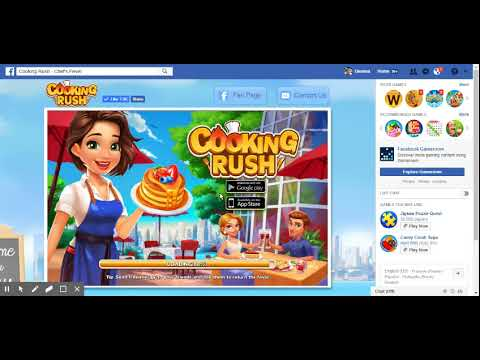 Cooking Rush - Chef's Fever Unlocking Items