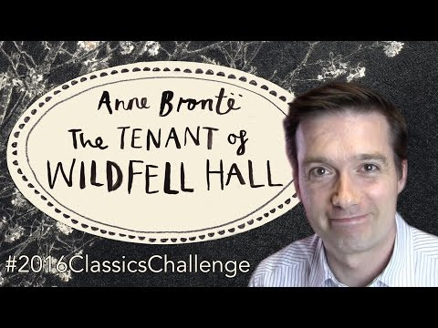 Vintage Vlog: The Tenant of Wildfell Hall #2016ClassicsChallenge