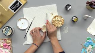 Join May Flaum as she shares her secrets for adding metallic mediums to your next mixed media project. Learn tips and techniques for adding glitz, and sparkle with Guilding Flakes, Metallic Paint, Gold Spritz and MORE! Watch for all the details!Love what you see? Register for the complete 12 lesson class for FREE today at Scrapbook.com. Click to enroll...https://www.scrapbook.com/classes/Prima Acrylic Paint Metallique - Pink Blush: https://www.scrapbook.com/store/pri-963217.htmlGel Medium - Matte https://www.scrapbook.com/store/cf-tcw9011.htmlWhite Gesso - https://www.scrapbook.com/store/pp-dwmdm41672.htmlLight & fluffy Modeling Paste - https://www.scrapbook.com/store/cf-tcw9004.htmlhttps://www.scrapbook.com/store/pp-ri-ink44444.html3D Gloss Gel - Transparent - 16 oz: https://www.scrapbook.com/store/pri-961367.html3D Gloss Gel - Transparent - 8 oz: https://www.scrapbook.com/store/pri-961381.htmlHeavy Gesso: https://www.scrapbook.com/store/pri-961374.htmlClear Gel Medium - Matte: https://www.scrapbook.com/store/cf-tcw9011.htmlClear Gesso: https://www.scrapbook.com/store/pp-mdm46424.htmlMulti Medium - Gloss: https://www.scrapbook.com/store/pp-riink41542.htmlWatercolor Paper: https://www.scrapbook.com/store/pp-riisw39532.htmlGansai Tambi Watercolor: https://www.scrapbook.com/store/kur-mc20-36v.htmlGuilding Flakes: https://www.scrapbook.com/store/ton-850n.htmlRanger Artist Brushes: https://www.scrapbook.com/store/pp-ribru40842.htmlUmbrella Crafts Acrylic Blocks: https://www.scrapbook.com/store/collection-brand/acrylic+blocks-umbrella+crafts.htmlScrapbook.com: Life Handmade. For papercrafters, scrapbookers, stampers, cardmakers and all those who love handmade projects. ----- SCRAPBOOK.COM -------• Store: http://www.scrapbook.com/store• Coupons & Deals: http://www.scrapbook.com/coupons/• Free Classes: http://www.scrapbook.com/classes• Gallery: http://www.scrapbook.com/gallery• Forums: http://www.scrapbook.com/forums ----- CONNECT WITH US -------• Pinterest: https://www.pinterest.com/scrapbookcom/• Facebook: https://www.facebook.com/scrapbookcom• Instagram: https://instagram.com/scrapbookcom• Twitter: https://twitter.com/scrapbookcom