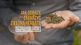 Jak prawidłowo parzyć zieloną herbatę, porady Chcesz więcej? http://www.czajnikowy.pl Kup zieloną herbatę: http://www.czajnikowy.com.pl/kategoria-produktu/he...