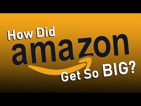 How Did Amazon Get So Big?