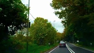 Newbury United Kingdom  city pictures gallery : Driving in the UK - Newbury to Basingstoke