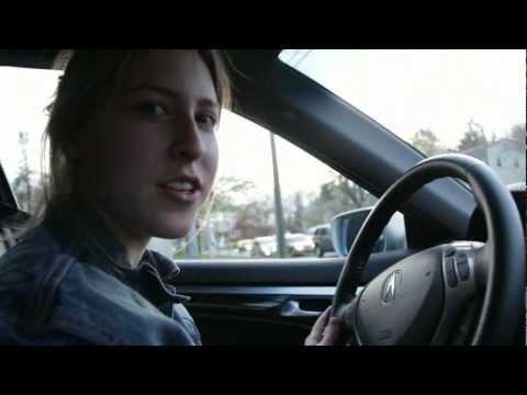 photo of Eden Sher Renault - car