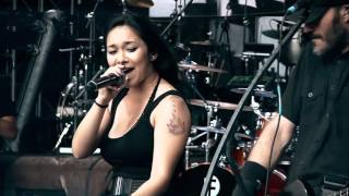 Video Free Fall - REALITY (Live at Masters of Rock 2015)
